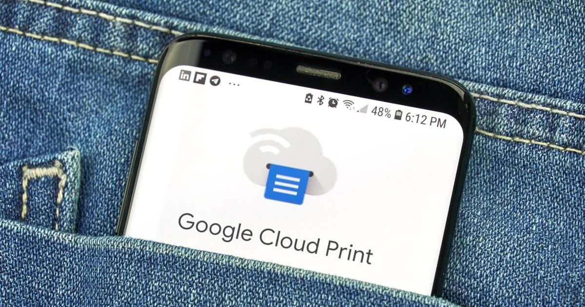 Google arrête Google Cloud Print d'ici la fin de 2020